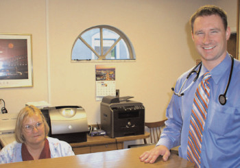 Dr. Smith Family Practice Article